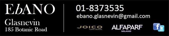 Ebano Glasnevin, 185 Botanic Road. 01-8373535