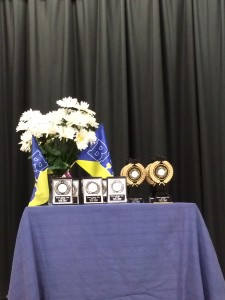 Awards on show